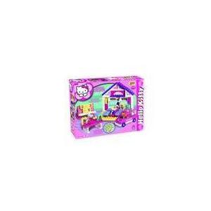 Androni Giocattoli Unico Plus - L'école d'Hello Kitty 89 pièces