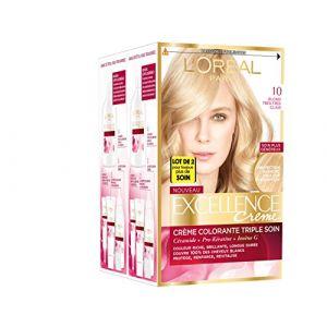L'Oréal Excellence Crème Blondes 10 Blond Très Très Clair