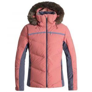 Roxy Vestes Snowstorm - Dusty Cedar - Taille S