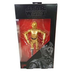 Hasbro Star Wars Black Series Figurine C-3PO 15 cm