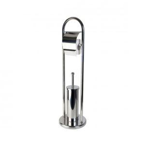 Frandis Combiné WC en métal (22 x 80 cm)