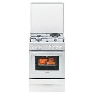 Sauter SCM1060 - Cuisinière mixte 3 brûleurs et four électrique