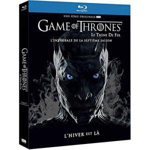 Game of Thrones - Saison 7 [Blu-Ray] [DVD]