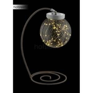 Globo Lighting Lampe solaire à LED avec boule