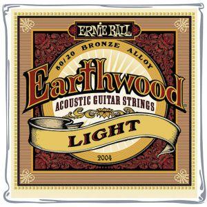 Ernie Ball Earthwood Light .011 - .052 Acoustic 80/20 Bronze