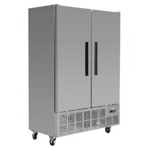 Polar Armoire réfrigérée négative 2 portes 960L