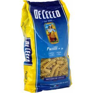 De cecco Fusilli, pâtes alimentaires