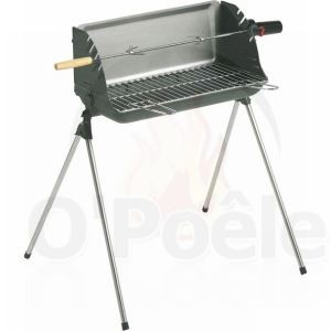 Invicta Nairobi - Barbecues charbon de bois sur pieds
