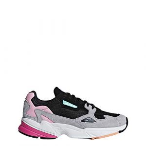 Adidas Falcon W, Chaussures de Fitness Femme Noir