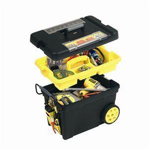 Stanley 1-92-083 - Coffre de chantier tout-terrain 50 litres
