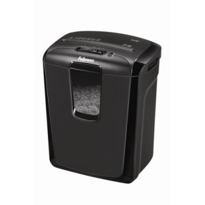 Fellowes 4604101 - Destructeur de documents M-8C