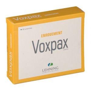 Lehning Voxpax - 60 Comprimés