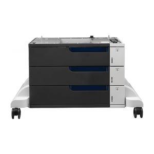 HP CE725A - Chargeur papier 3 x 500 feuilles et socle pour HP Color LaserJet CP5520