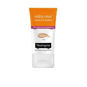 Neutrogena CC Crème anti-imperfections claire