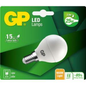 GP Ampoule LED MGLOBE E14 3.5W - 25W Soldes et Bonnes Affaires à prix imbattables - 472096