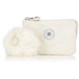 Kipling Portefeuilles Creativity S - Dazz White - One Size