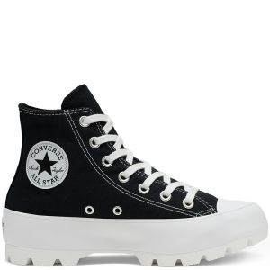Converse Chuck Taylor All Star Lugged Noir - Taille 36;37;38;39;40;41