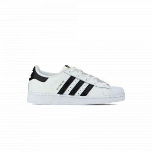 Adidas Superstar Originals Blanc/noir/or 29 Enfant