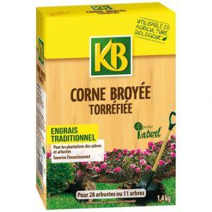 KB Corne broyée torréfiée biologique 1.4Kg