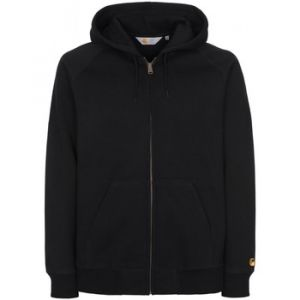 Carhartt Sweat-shirt Hooded Chase Jacket Noir - Taille EU S,EU M