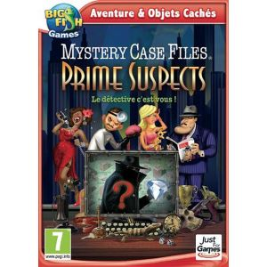 Mystery Case Files : Prime Suspects [PC]