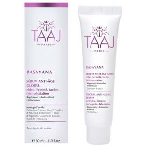 Taaj Paris Rasayana - Sérum anti-âge global