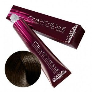 L'Oréal Coloration ton/ton Diacolor Richesse nuance marron chocolat 4.15