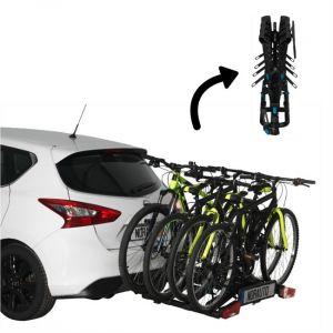 Norauto Porte-vélos D´attelage Plate-forme Rapidbike 4p Flex Pour 4 Vélos