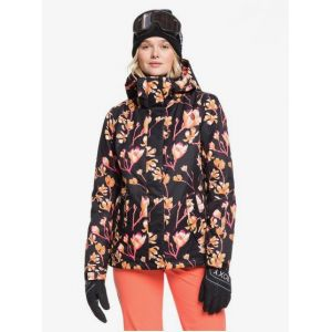 Roxy Torah Bright Jetty Veste Femme, true black magnolia M Vestes sports d'hiver