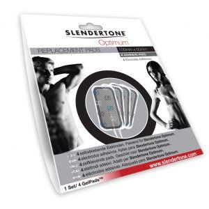 Slendertone 0724-5511 - 4 électrodes 100 x 50 mm