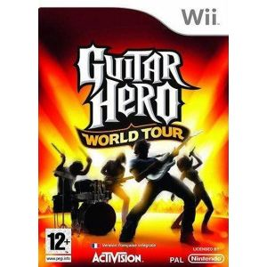 Guitar Hero : World Tour [Wii]