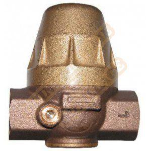 Itron Réducteur de pression ISOBAR avec écrou tournant prisonnier+1 raccord multifileté. DN15-20 ISOPLUSETPCC