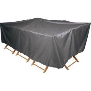 Naterial Housse de protection pour table L.240 x l.130 x H.60 cm