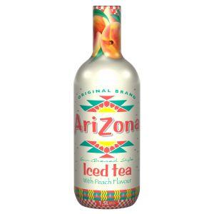 Arizona Boisson Au Thé Iced Tea Pêche - La Bouteille De 1,5 L