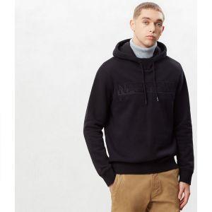 Napapijri Sweat-shirt Sweat col rond BERBER Noir Noir - Taille EU S,EU M,EU L,EU XL