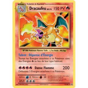 Asmodée Dracaufeu - Carte Pokemon Xy12 Evolutions 11/108 Holo rare