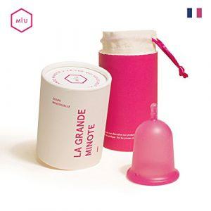Mïu Cup menstruelle Française - Souple - Taille 2