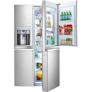 LG GWS8439SC - Réfrigérateur américain