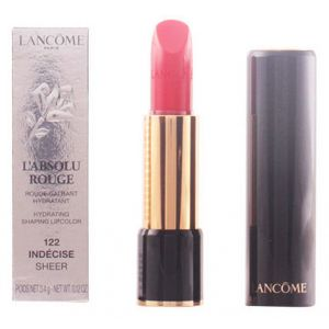 Lancôme L'Absolu Rouge : 122 Indecise - Rouge galbant hydratant