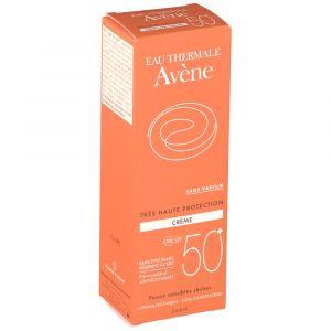 Avène Crème solaire sans parfum SPF 50+