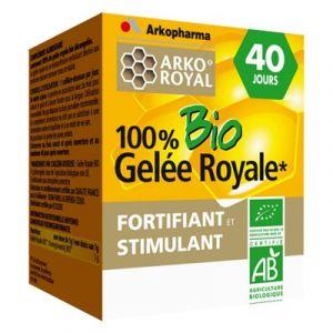 Arkopharma Arkoroyal® 100% gelée royale Bio
