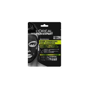 L'Oréal Men expert masque tissu purifiant