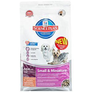 Hill's Adult Small & Miniature Chicken & Turquey - Sac 1,5 kg