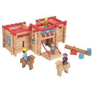 Jeujura Le château fort : 155 pièces