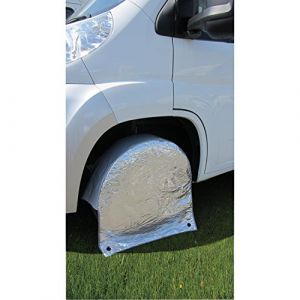 Midland Housse de protection pour roue en PVC 70 x 72 cm