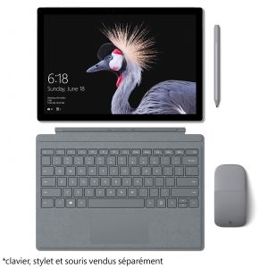 "Microsoft Surface Pro 2017 (Core i5, 256 Go) - Tablette tactile 12.3"" Win 10 Pro"