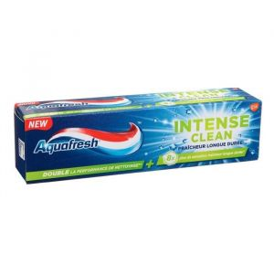 Aquafresh Dentifrice intense clean - 75 ml