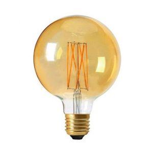 Girard sudron Ampoule led G95 filament E27 4 watt dimmable ambré -