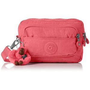 Kipling Multiple Sac banane sport, 25 cm, Rose (City Pink)