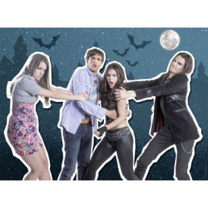 Nathan Puzzle Chica Vampiro Amour difficile 250 pièces